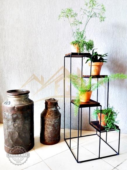 Pedestal suporte para plantas no elo7 fernando grunwald a8667b - Pedestal para plantas ...