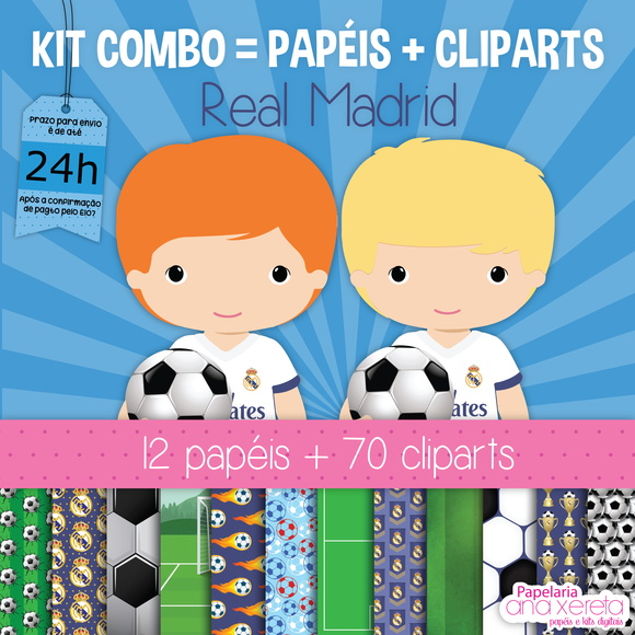 Kit Digital Completo TIMES EUROPEUS 4