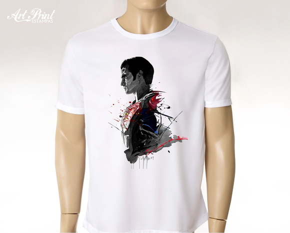 Camiseta do Superman