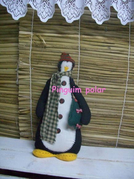 Pinguim polar