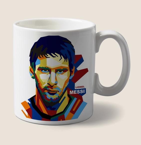 7149044177 Poster Jogador Lionel Messi
