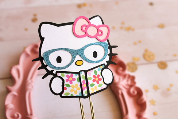 Clips Hello Kitty Planner (TMC064)