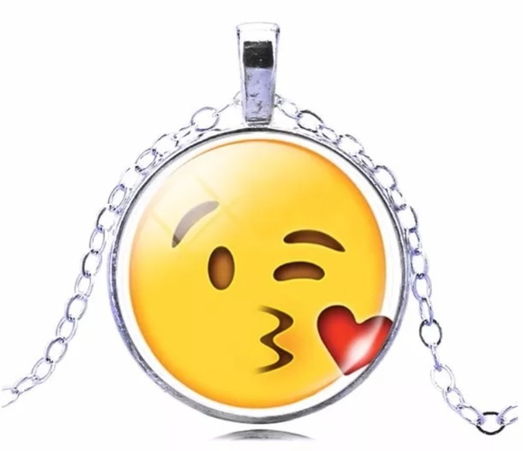 Colar Emoticons Emojis Smiley