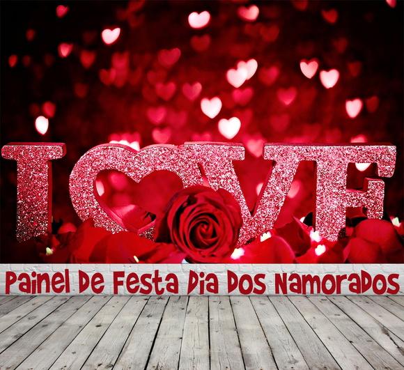Painel de Festa Dia dos Namorados no Elo7 artefoliaefestas (B5D8B0)
