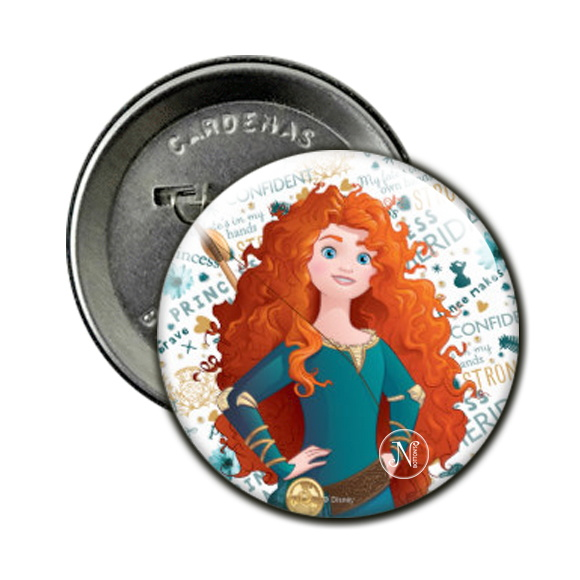 Princesas Disney -Merida