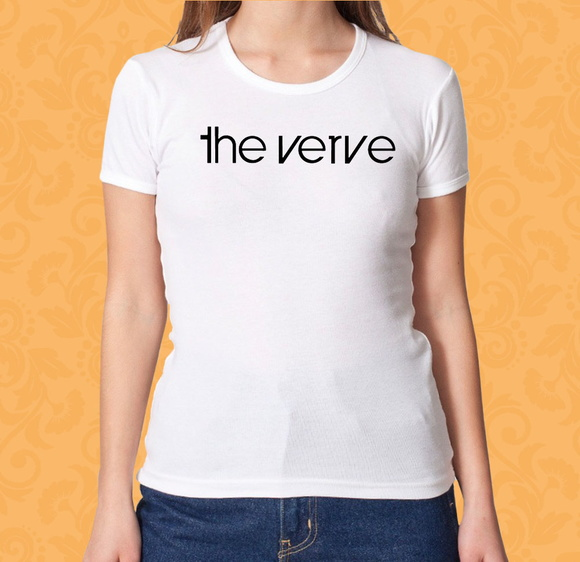 Camiseta - The Verve - M/F