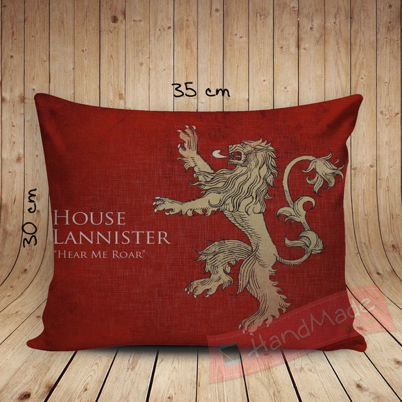 0Almofada Game of Thrones - Lannister