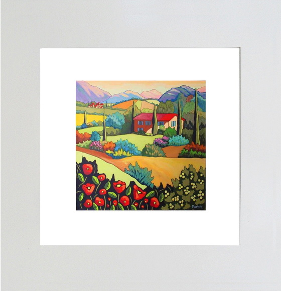 QUADRO DECOR COLOR - ARTE MODERNA 15