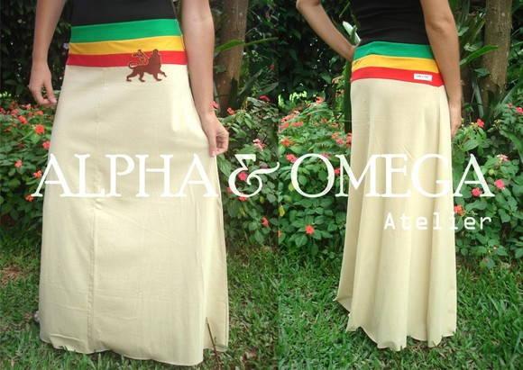 Saia Reggae Kaya Nude Ref Sa 01-10 No Elo7  Alpha -9002