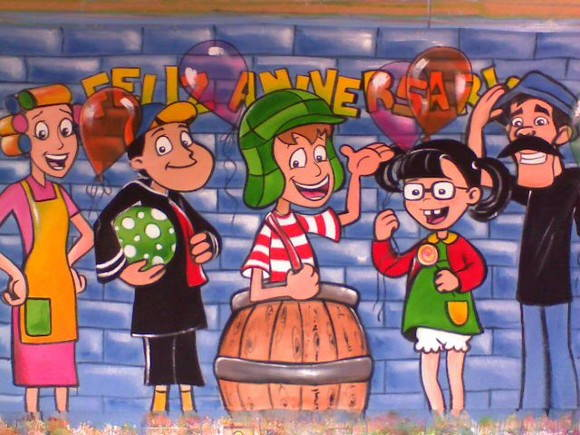 Painel Chaves