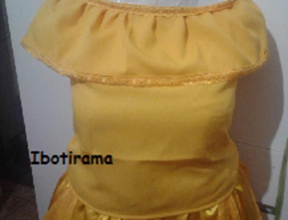 fe6dd9a73b Babado Amarelo
