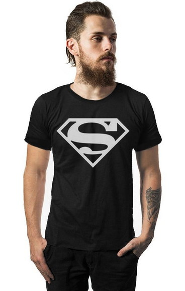 Camiseta Superman cod89