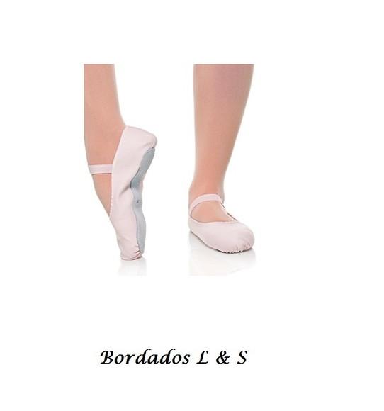 b18dd8fbe4 Sapatilhas de Ponta de Bale Rosa
