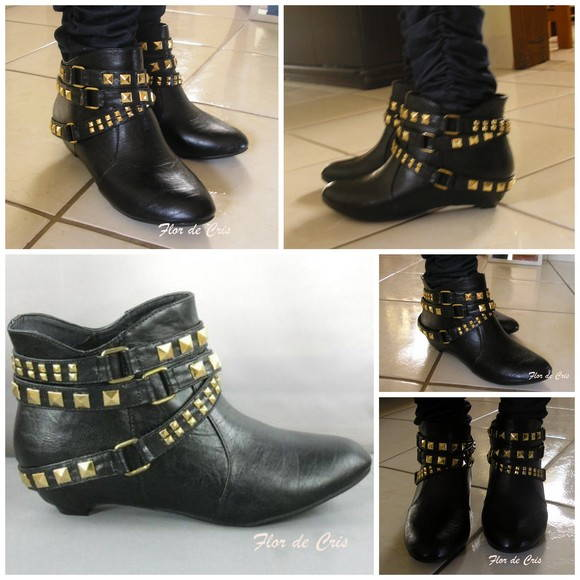 Ankle Boot Rocker