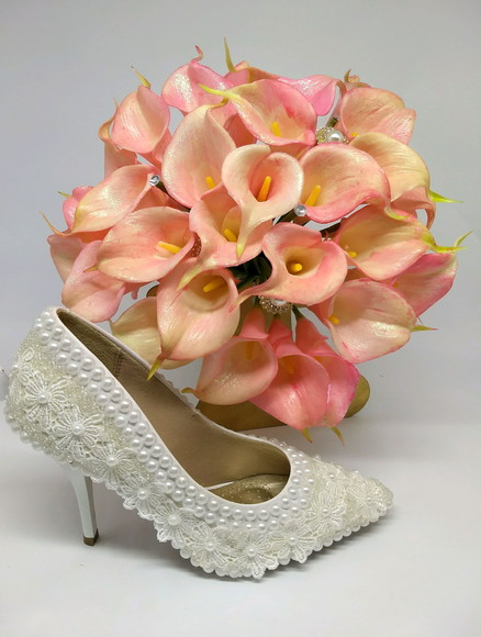 0f11c732be Sapato para Noiva sem Salto
