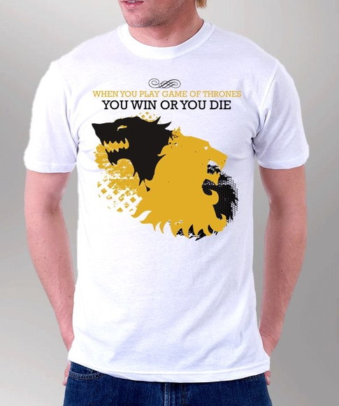 CAMISETA GAME OF THRONES - 94110