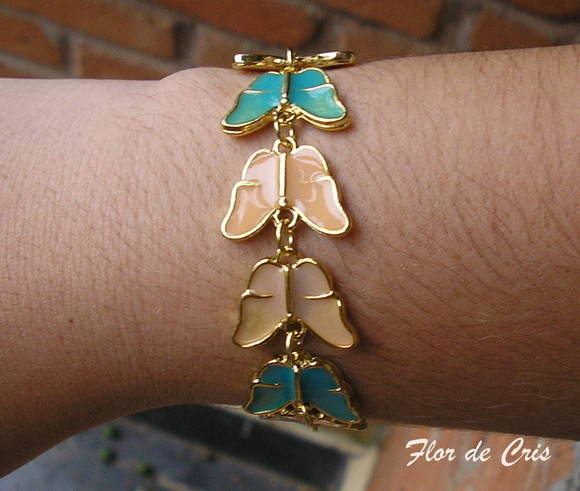 Pulseira Butterflyes