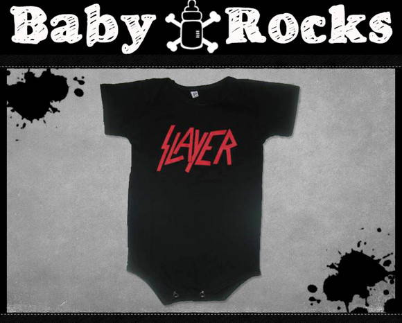 Body ou Camisetinha Slayer