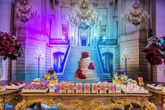 Decoracoes Para Festas 15 Anos: DECORAÇÃO FESTA 15 ANOS LUXO No Elo7