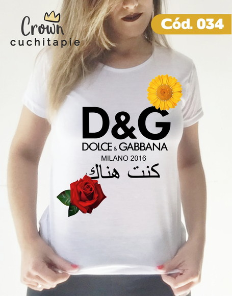 Baby look - Dolce Gabb. Modinha