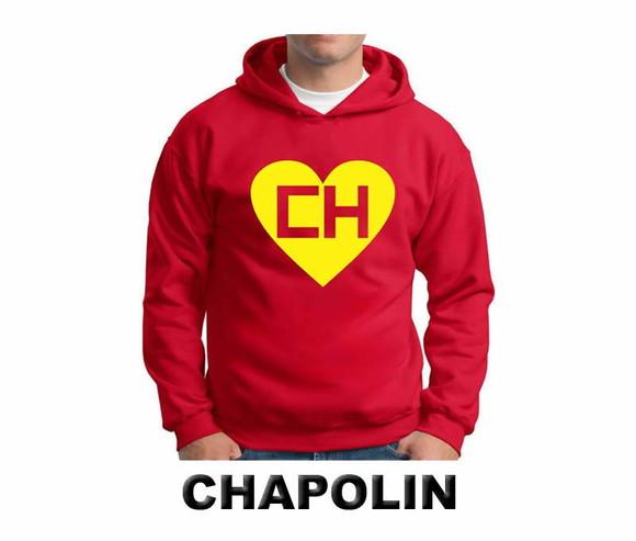 87e6f64418 Blusa de Frio Moletom Chapolin Promocao