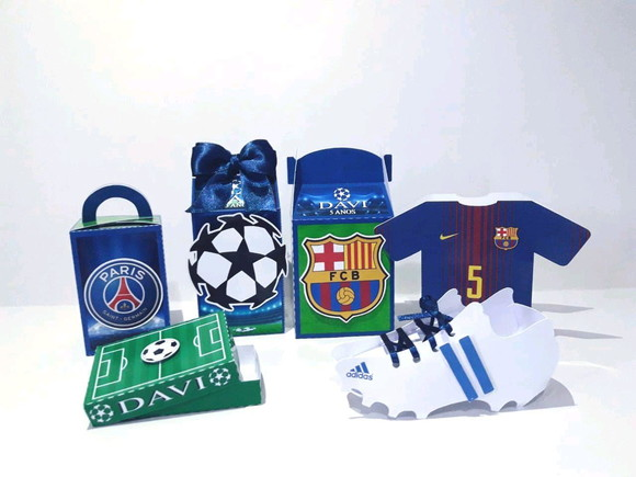 Kit festa - CHAMPIONS LEAGUE