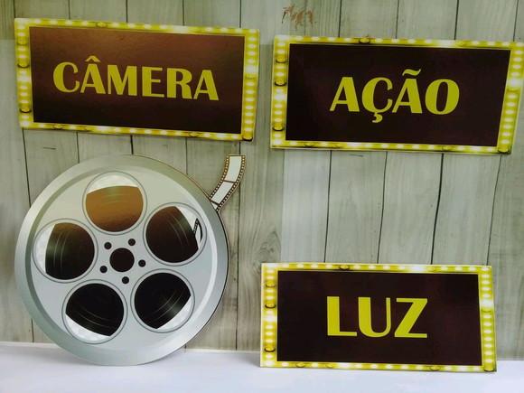 b6b307a226c0b Cinema Mdf   Elo7