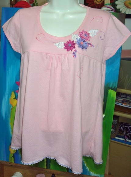 Blusa customizada Bl02