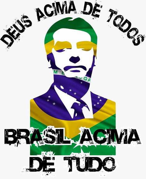Resultado de imagem para brasil acima de tudo deus acima de todos