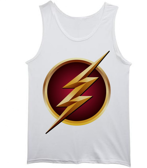 Regata Masculina Personalizada The Flash