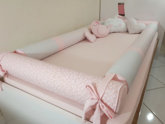 Kit Cama Montessoriano