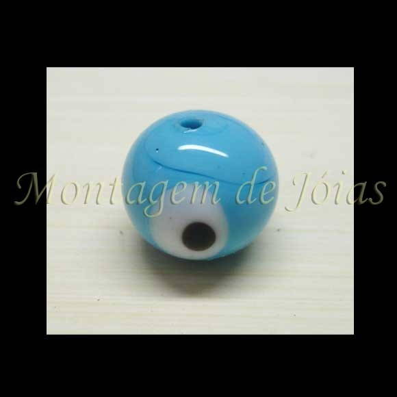 MURN-31 - Murano Olho Grego 10mm (2un)
