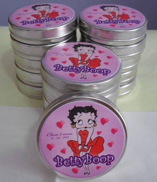 Latinha mimt to be betty Boop