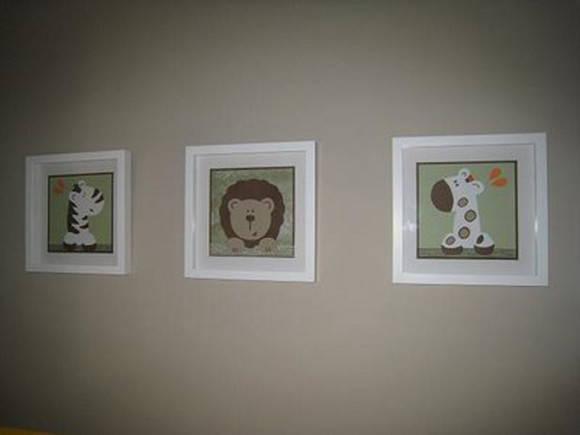 QUADROS QUARTO BEBÊ Digiscrap & art Elo7 ~ Ver Quadros Para Quarto De Bebe