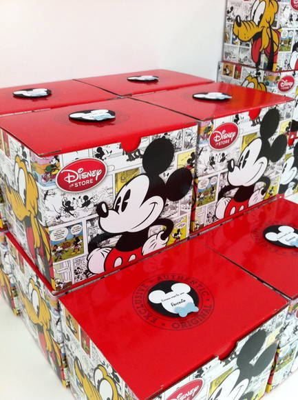 PORTA BRINDE FESTA DO MICKEY E MINNIE
