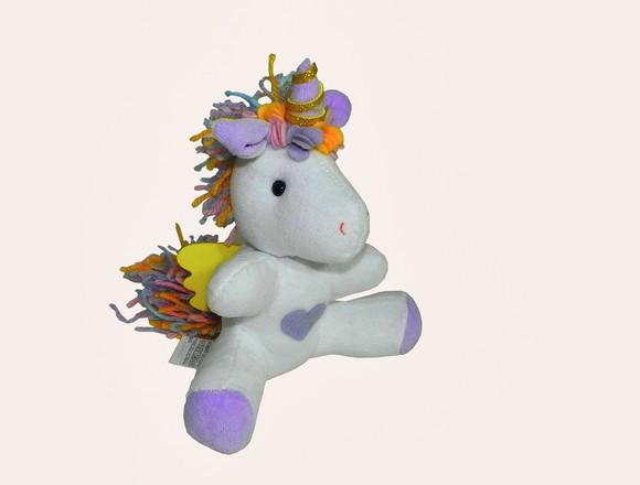 7be18e2f8 10 Unicornio Pelucias Atacado   Elo7