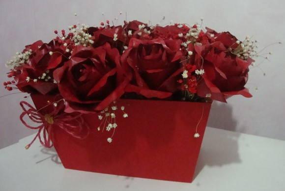 Papel Con Flores