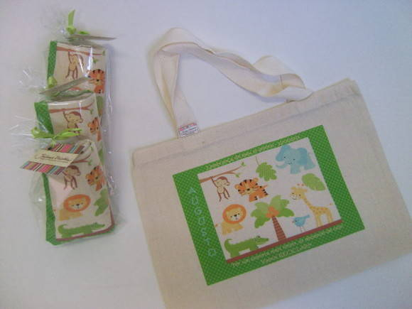 Floresta - Eco Bag Infantil