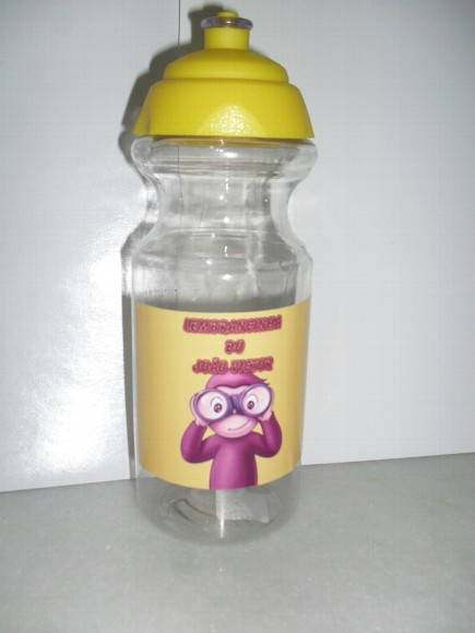 Squeezes Personalizados  500ml - George