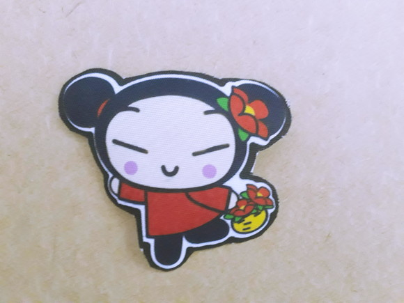 Patch Pucca