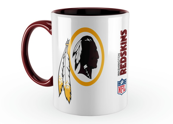 CANECA NFL WASHINGTON REDSKINS