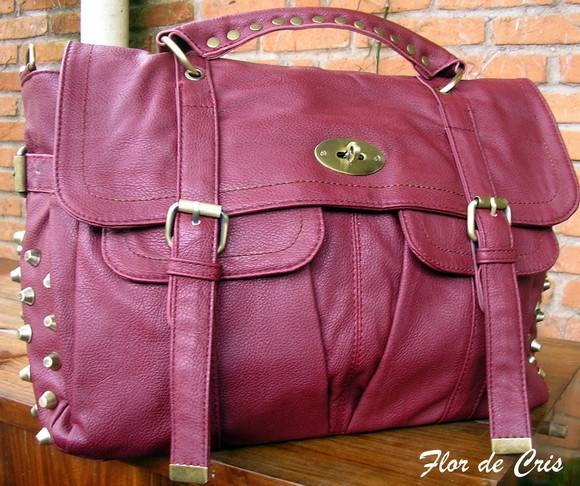 Bag Inspired com Tachas