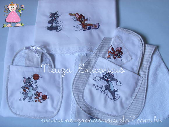"kit ""Tom and Jerry"""