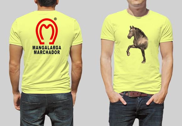 714600c580 Camisa Mangalarga Marchador