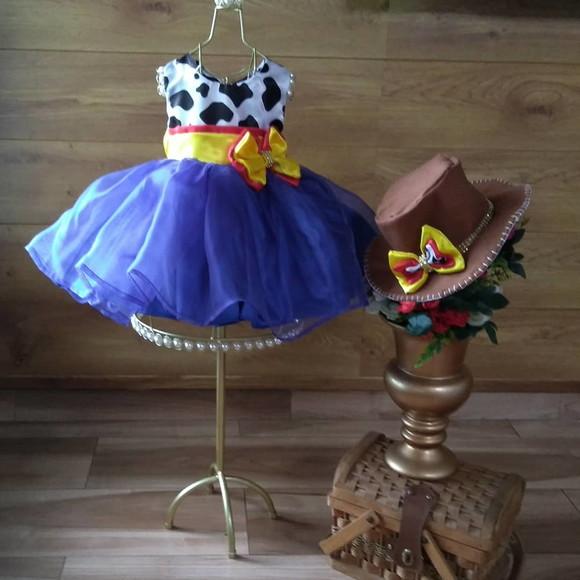Zoom · Vestido Jessie Toystore f680d6fc42a