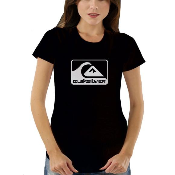 f428bbfb746 Camiseta Quiksilver - Adulto e Infantil no Elo7