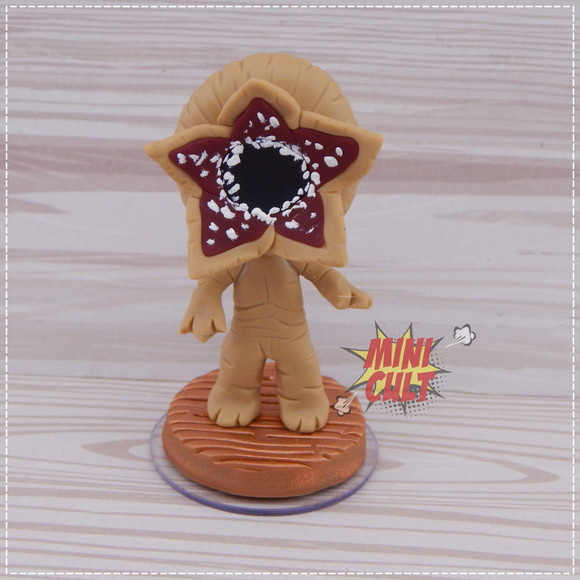 Mini Toy Chibi Demogorgon - Stranger Things