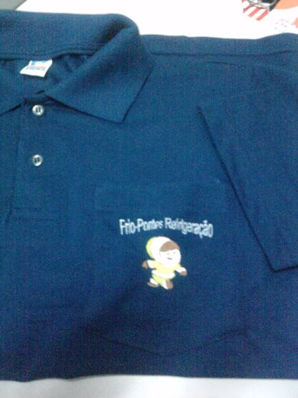 a30be4cb77 UNIFORME CAMISA POLO no Elo7