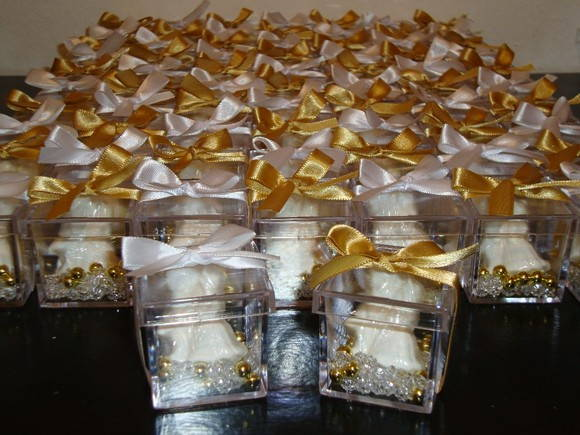Lembrancinha Bodas de Ouro 1 no Elo7 | Doces Lembrancinhas ...