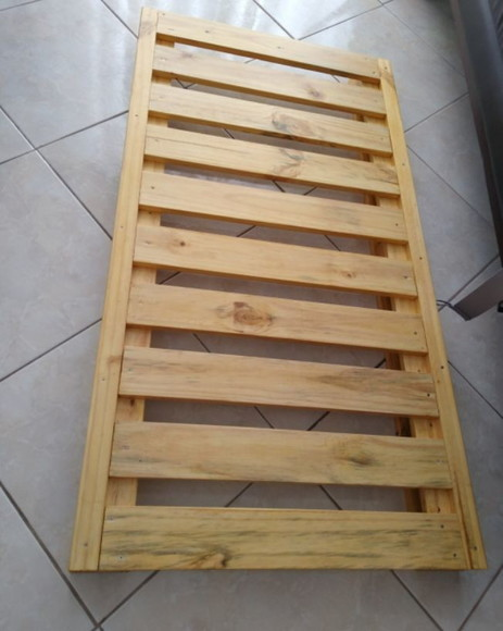 MINI CAMA MONTESSORIANA 1,30 x 0,70